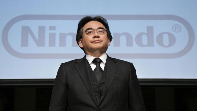 Nintendo-Chef Iwata verlor Kampf gegen den Krebs (Bild: AP)