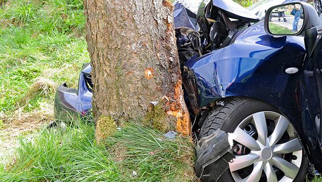 Unfälle fingiert: Tiroler muss zwei Jahre in Haft (Bild: ADAC (Symbolbild))