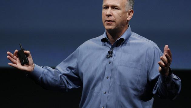 """Apple-Manager dementiert Pläne für """"Billig-iPhone"""" (Bild: AP)"""