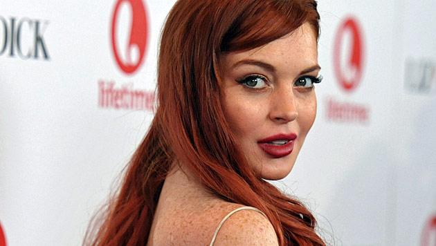 Lindsay Lohan: Club-Schlägerei von Vater arrangiert? (Bild: AP)