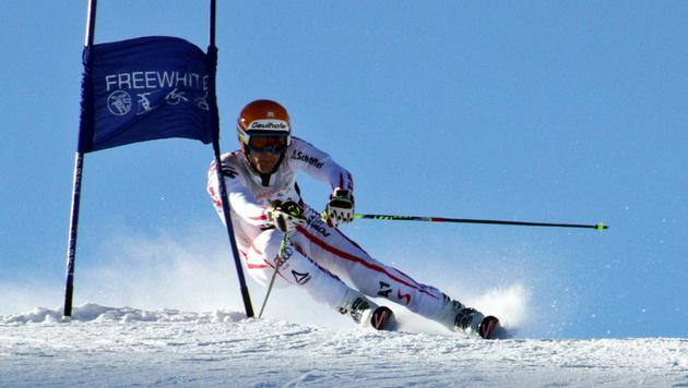 Matthias Lanzinger übernimmt Führung im Gesamtweltcup (Bild: Kronen Zeitung)