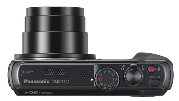 Panasonic bringt Digicam mit NFC und  Russen-GPS (Bild: Panasonic)