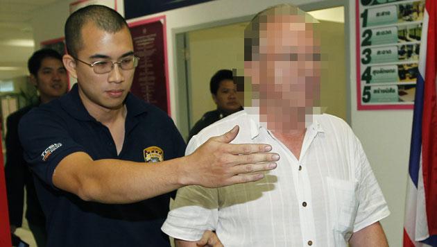 Salzburger wegen Erpressung in Thailand verhaftet (Bild: EPA)