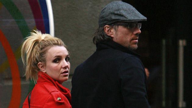 Britney Spears und Ex-Manager haben Verlobung gelöst (Bild: AP/dapd)