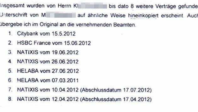 """Paulus packte aus: """"Monika R. fälschte Unterschriften"""" (Bild: """"Krone"""", krone.at-Grafik)"""