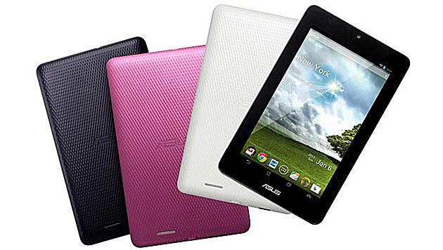 Android-Tablets zum Kampfpreis auf dem Vormarsch (Bild: Asus)