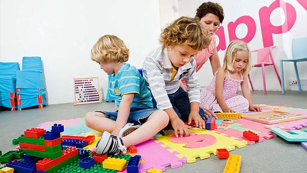 Bessere Kindergärten durch neue Finanzierung? (Bild: thinkstockphotos.de)