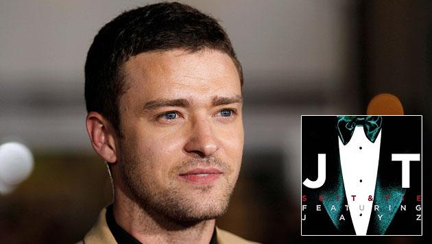 Justin Timberlake veröffentlicht neuen Song im Netz (Bild: dapd, Sony Music)