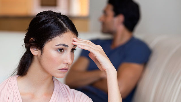 Sollen wir um unsere Beziehung kämpfen? (Bild: thinkstockphotos.de)