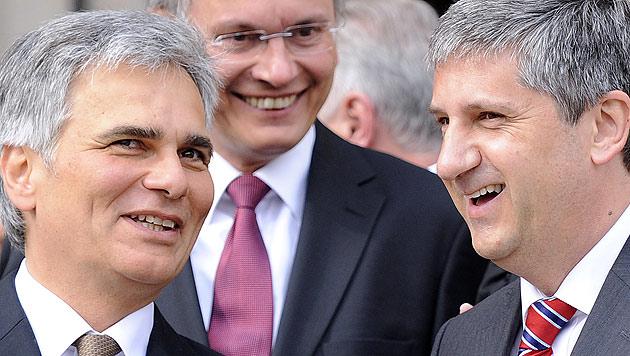 Ministerrat segnete Gesundheitsreform ab (Bild: APA/Robert Jaeger)