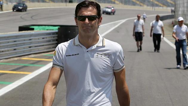 Ferrari verpflichtet Pedro de la Rosa als Testfahrer (Bild: EPA)