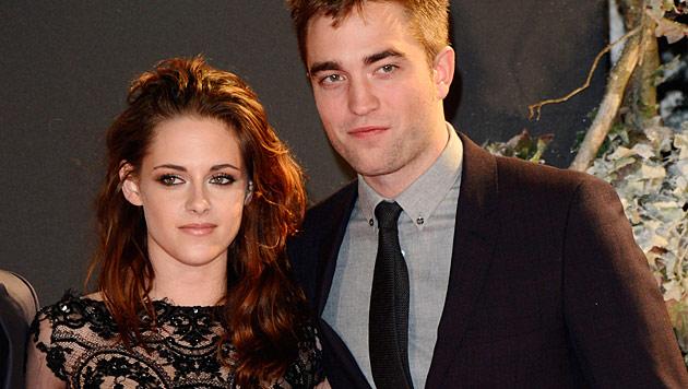 Pattinson und Stewart haben sich erneut getrennt (Bild: dapd)