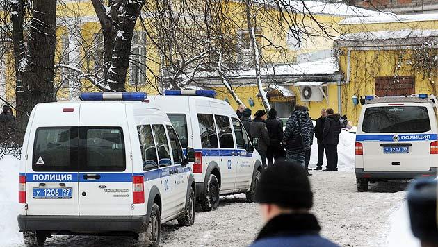 Nach Mafiamord: Russen f�rchten Gangsterkrieg (Bild: AP)