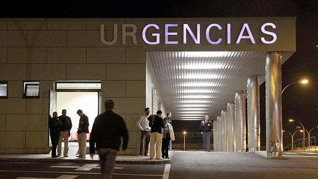 Notaufnahmen bleiben in der Nacht geschlossen (Bild: EPA)