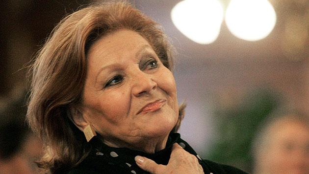 Schauspielerin und S�ngerin Louise Martini gestorben (Bild: APA/Herbert Pfarrhofer)