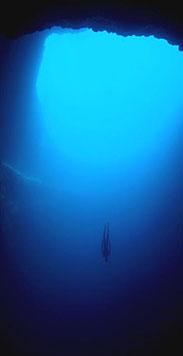 Tiefstes Loch der Welt für 24 Millionen Dollar zu haben (Bild: theagencyre.com)