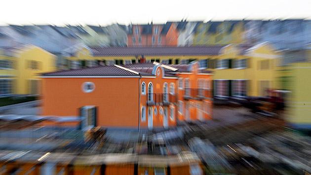 Jede zweite Wohnung in Wien kostet über 300.000 € (Bild: AP)