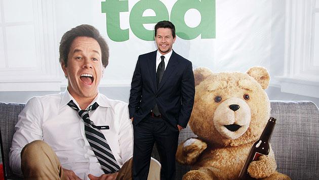 "Kiffender Plüschbär ""Ted"" kommt zur Oscar-Gala (Bild: dapd)"