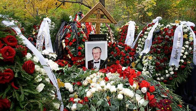 Nach Mafiamord: Russen f�rchten Gangsterkrieg (Bild: dapd)