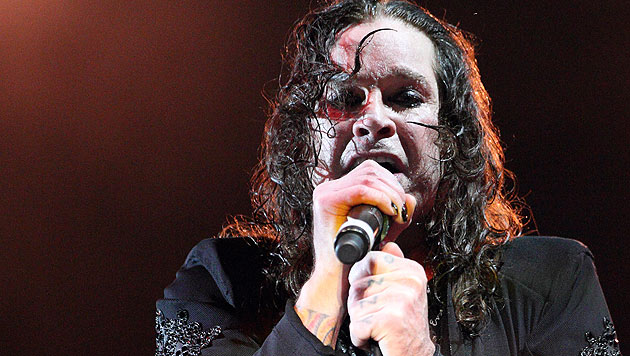 Ozzy Osbourne (Bild: EPA)