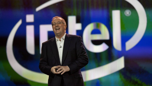 PC-Flaute setzt Chiphersteller Intel weiter unter Druck (Bild: AP)