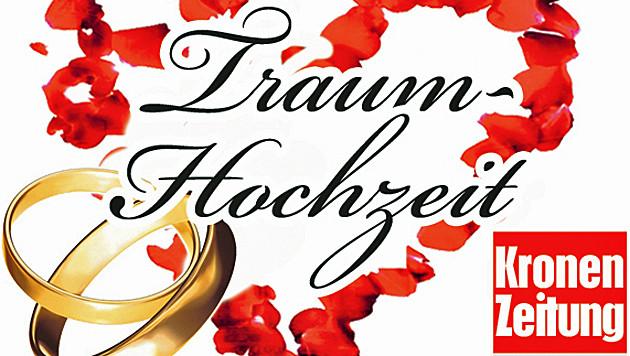 """Traumhochzeit in OÖ: Die Top fünf stehen fest! (Bild: """"Krone"""")"""