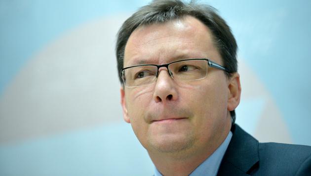 """Darabos: """"Die ÖVP bremst in der Regierung"""" (Bild: APA/ROLAND SCHLAGER)"""