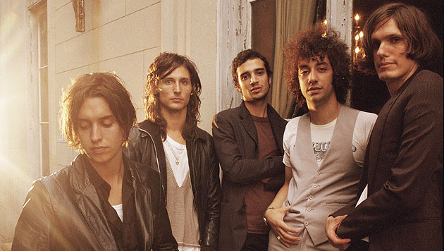 Garage-Rock-Band The Strokes mit neuem Studioalbum (Bild: Sony Music)