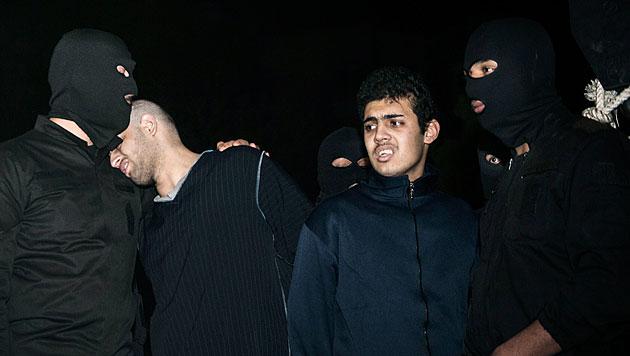 Iran: Immer mehr öffentliche Hinrichtungen (Bild: dapd)