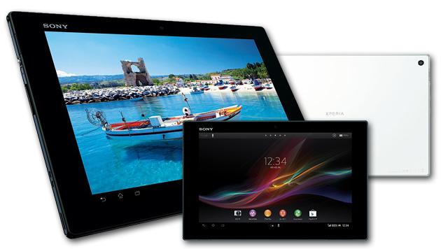 Superdünnes und leichtes Android-Tablet von Sony (Bild: Sony, krone.at-Grafik)