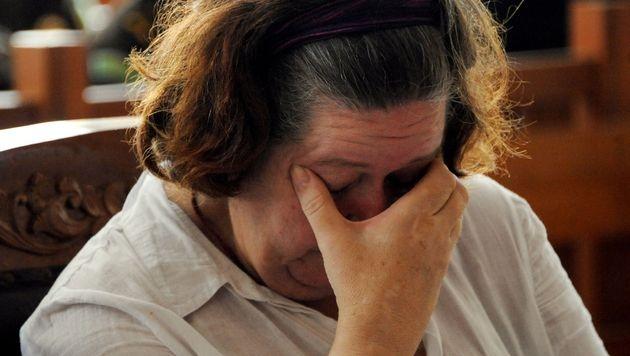Britische Oma auf Bali wegen Drogen zum Tode verurteilt (Bild: AFP)