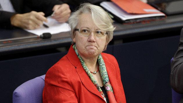 Plagiatsverfahren gegen deutsche Ministerin er�ffnet (Bild: ap)