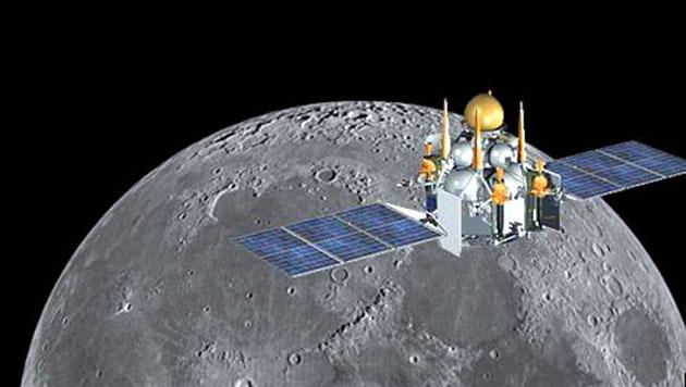 Russland plant, 2015 Sonde zum Mond zu schicken (Bild: NASA)