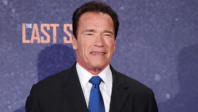 """Schwarzenegger: """"Ich liebe Maria immer noch"""" (Bild: dapd)"""