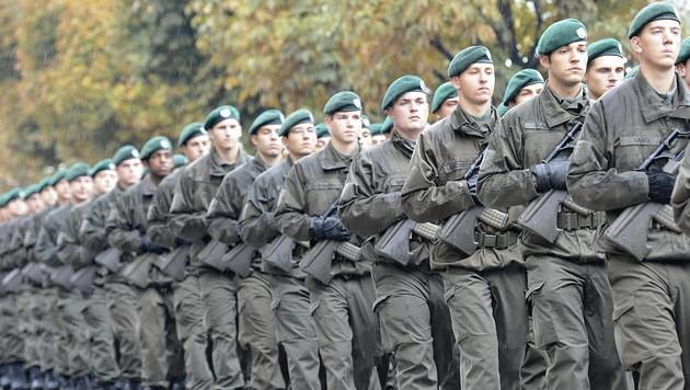 So will sich das Bundesheer selbst reformieren (Bild: APA/ANDREAS PESSENLEHNER)
