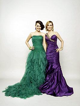 TV-Stars zeigen ihre Traumroben f�r den Opernball (Bild: ATV/Sepp Gallauer)