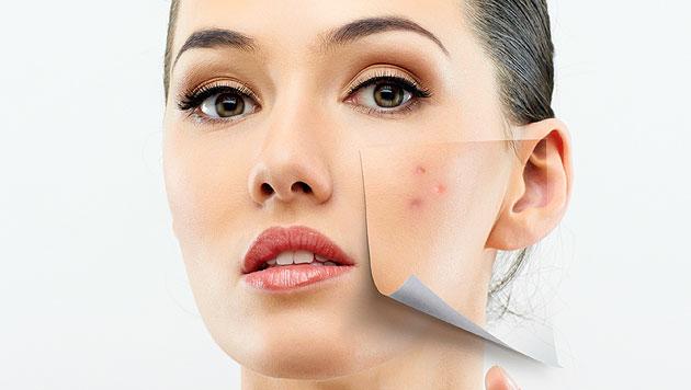 Hautzeichen: Die Haut als Spiegel der Seele (Bild: thinkstockphotos.de)