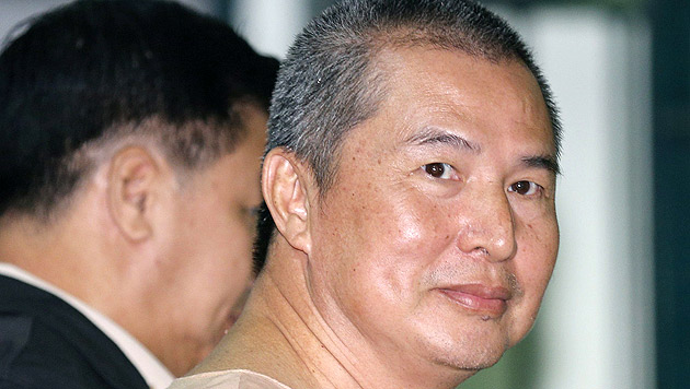Kritik an Monarchie: Drakonische Strafe in Thailand (Bild: EPA)