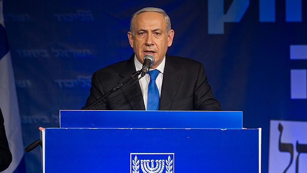 Netanyahu verliert kr�ftig - Neulinge unerwartet stark (Bild: EPA)