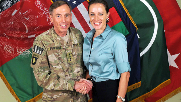 Petraeus-Aff�re: Allen zieht NATO-Kandidatur zur�ck (Bild: EPA)