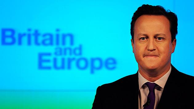Referendum �ber Briten-Verbleib in EU noch vor 2018 (Bild: EPA)