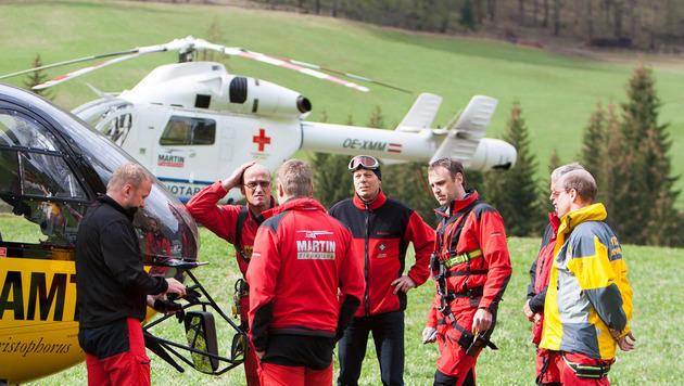 Tödlicher Unfall bei Bergung: Ermittlung nun eingestellt (Bild: APA/EXPA/ JOHANN GRODER)