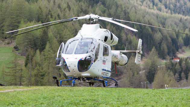 T�dlicher Unfall bei Bergung: Ermittlung nun eingestellt (Bild: APA/EXPA/ JOHANN GRODER)