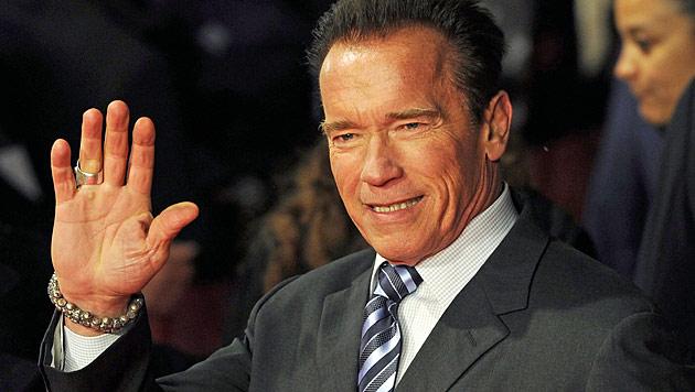 Kitzbühel-Besuch von Arnie offenbar endgültig fix (Bild: EPA)