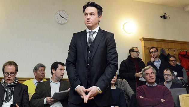 """Koloini: Gehaftet hätte """"schon der Herr Haider"""" (Bild: APA/Herbert Pfarrhofer)"""