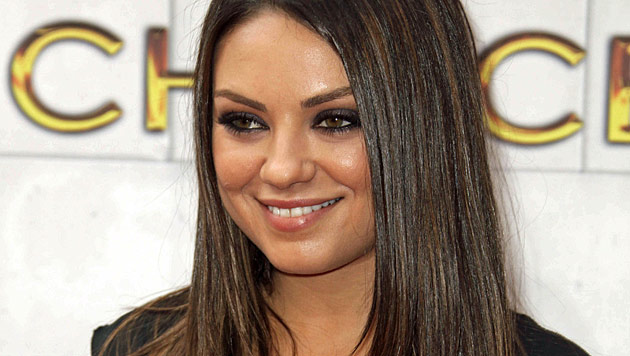"Mila Kunis will die Hauptrolle in ""Shades of Grey"" (Bild: dapd)"