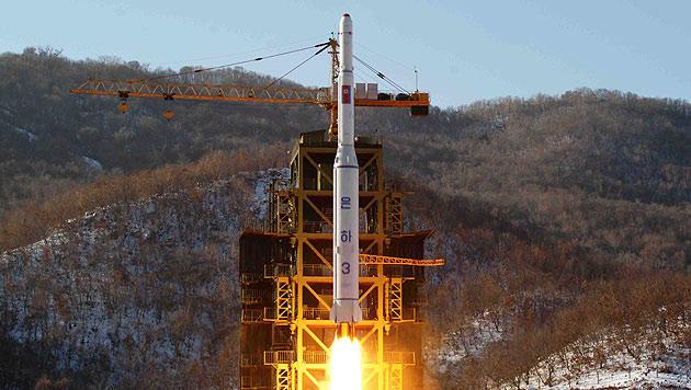 Nordkorea droht S�den und USA vor Gro�man�ver (Bild: dapd)