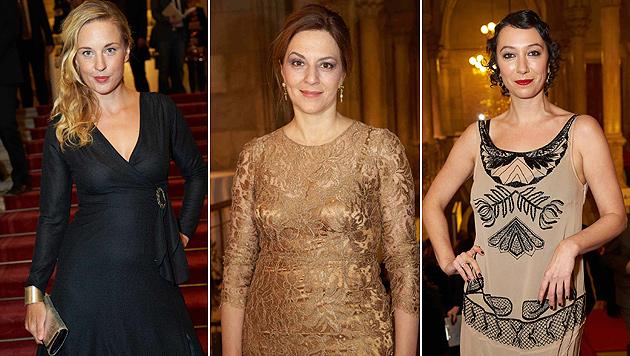 """Starke Frauen bei """"Austro-Oscars"""" im Wiener Rathaus (Bild: Starpix/Alexander TUMA)"""