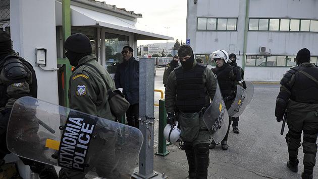 Athener U-Bahn-Streik nach neun Tagen beendet (Bild: AFP)