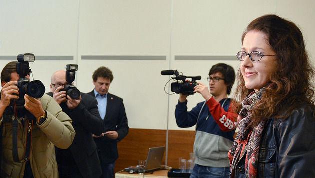 """Monika R.: """"Von Brenner komplett vernichtet"""" (Bild: APA/BARBARA GINDL)"""